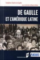 Couverture du livre « De Gaulle et l'Amérique atine » de Collectif aux éditions Pu De Rennes