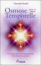 Couverture du livre « Osmose temporelle t.3 ; Trânma » de Chrystele Pitzalis aux éditions Ariane