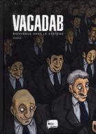 Couverture du livre « Vacadab » de Lomig aux éditions Le Moule A Gaufres
