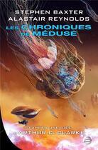 Couverture du livre « Les chroniques de Méduse » de Stephen Baxter aux éditions Bragelonne