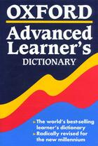 Couverture du livre « Oxford Advanced Learner'S Dictionary » de A Hornby aux éditions Oxford University Press