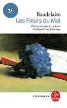 Couverture du livre « Les fleurs du mal » de Charles Baudelaire aux éditions Lgf