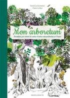 Couverture du livre « Mon arboretum » de Lechermeier David aux éditions Magellan & Cie