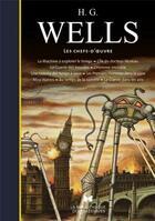Couverture du livre « Les chefs-d'oeuvre » de Herbert George Wells aux éditions Archipoche