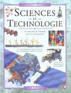 Couverture du livre « Sciences et technologies » de J Larndon aux éditions Gamma Editions