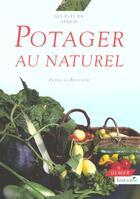 Couverture du livre « Potager Au Naturel » de Patricia Beucher aux éditions Eugen Ulmer
