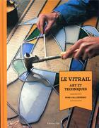 Couverture du livre « Le vitrail » de Pere Valldeperez aux éditions Editions Vial