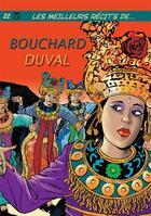 Couverture du livre « Les meilleurs récits t.22 » de Bouchard aux éditions Hibou