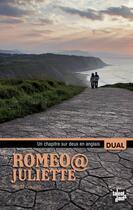 Couverture du livre « Roméo @ Juliette » de Manu Causse aux éditions Talents Hauts