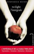 Couverture du livre « Twilight ; l'intégrale » de Stephenie Meyer aux éditions Black Moon