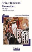 Couverture du livre « Illuminations » de Arthur Rimbaud aux éditions Gallimard