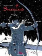 Couverture du livre « Snaergard » de Vincent Wagner aux éditions Editions Du Long Bec