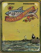 Couverture du livre « Un océan d'amour » de Wilfrid Lupano et Gregory Panaccione aux éditions Delcourt