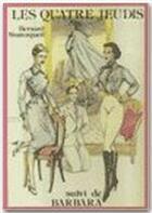 Couverture du livre « Les quatre jeudis ; Barbara » de Bernard Montorgueil aux éditions Dominique Leroy