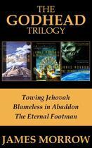 Couverture du livre « The Godhead Trilogy » de James Morrow aux éditions Houghton Mifflin Harcourt