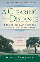 Couverture du livre « A Clearing In The Distance » de Witold Rybczynski aux éditions Scribner