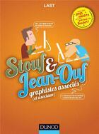 Couverture du livre « Stouf et Jean-Ouf ; graphistes associés (et asociaux) » de Last aux éditions Dunod