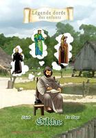 Couverture du livre « Saint Gildas le sage » de Mauricette Vial-Andru aux éditions Saint Jude