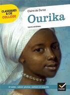 Couverture du livre « Ourika » de Claire De Duras aux éditions Hatier