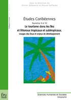 Couverture du livre « Études caribéennes t.9 et t.10 » de Pascal Saffache aux éditions Publibook