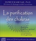 Couverture du livre « La purification des chakras » de Doreen Virtue aux éditions Ada