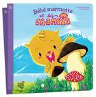 Couverture du livre « Bébé marmotte et les champis » de Isabelle Mandrou et David Gautier aux éditions Boule De Neige