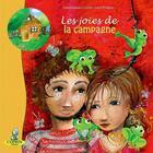 Couverture du livre « Les joies de la campagne » de Celine Lamour-Crochet et Laure Phelipon aux éditions Editions Du Coprin
