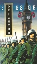 Couverture du livre « Ss gb » de Len Deighton aux éditions Alire