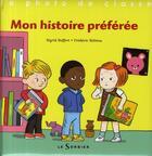 Couverture du livre « Mon histoire préférée » de Baffert/Rebena aux éditions Le Sorbier