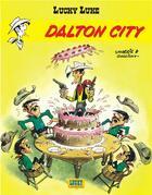 Couverture du livre « Lucky Luke T.34 ; Dalton city » de Rene Goscinny et Morris aux éditions Lucky Comics