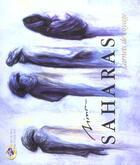 Couverture du livre « Saharas » de Simon aux éditions La Boussole