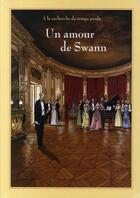 Couverture du livre « à la recherche du temps perdu ; un amour de Swann ; coffret t.4 et t.5 » de Stephane Heuet et Marcel Proust aux éditions Delcourt
