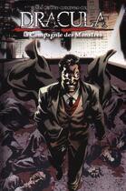 Couverture du livre « Dracula t.3 ; la compagnie des monstres » de Daryl Gregory aux éditions French Eyes
