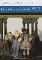 Couverture du livre « Le théatre français du XVIIIe siècle » de Collectif aux éditions Avant-scene Theatre