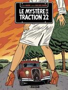 Couverture du livre « Les enquêtes auto de Margot T.1 ; le mystère de la traction 22 » de Emilio Van Der Zuiden et Olivier Marin aux éditions Paquet