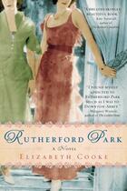Couverture du livre « Rutherford Park » de Cooke Elizabeth aux éditions Penguin Group Us