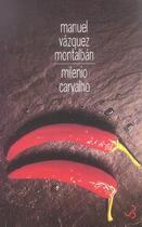 Couverture du livre « Milenio carvalho » de Manuel Vazquez Montalban aux éditions Christian Bourgois
