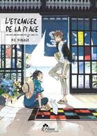 Couverture du livre « L'étranger de la plage » de Kii Kanna aux éditions Boy's Love