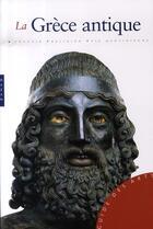 Couverture du livre « La grèce antique » de Stefania Ratto aux éditions Hazan