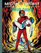 Couverture du livre « Michel Vaillant T.67 ; pour David » de Jean Graton et Luc Besson et Gilles Malencon et Philippe Graton aux éditions Dupuis