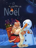 Couverture du livre « 17 contes de Noël » de Collectif aux éditions Hemma