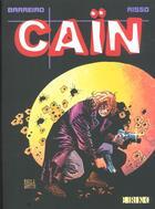 Couverture du livre « Cain » de Ricardo Barreiro et Eduardo Risso aux éditions Erko