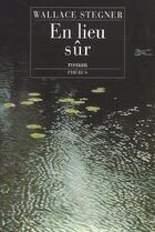 Couverture du livre « En lieu sur » de Wallace Stegner aux éditions Phebus