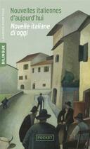 Couverture du livre « Nouvelles italiennes d'aujourd'hui » de Collectif/Moravia aux éditions Langues Pour Tous