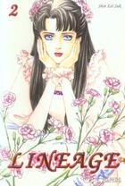 Couverture du livre « Lineage t.2 » de Shin Eel-Suk et Park Jin-Ryong aux éditions Saphira