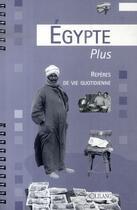 Couverture du livre « Égypte plus » de Jean-Louis Pages aux éditions Solilang