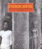 Couverture du livre « Photographes En Indochine » de Collectif/Colle aux éditions Marval