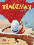 Couverture du livre « Plageman ; le deux » de Guillaume Bouzard aux éditions Six Pieds Sous Terre