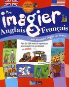 Couverture du livre « Mon imagier anglais-français » de Landry Patricia aux éditions Bordas