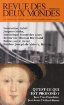 Couverture du livre « Sorrentino ; Jacques Goulet ; Balzac » de Collectif aux éditions Revue Des Deux Mondes